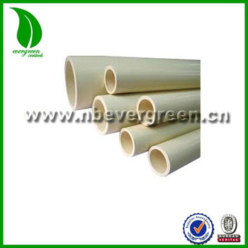 Piping System Plastic High Pressure Cpvc Pipe For Water