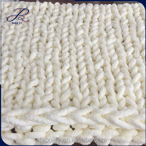 Chenille Chunky Yarn, Chenille Chunky Yarn Suppliers and