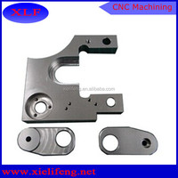 Chinese precision machining service aluminum die casting cnc motorcycle parts