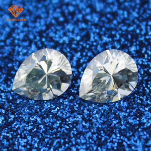 Forever brilliant 3ct Synthetic moissanite loose stone