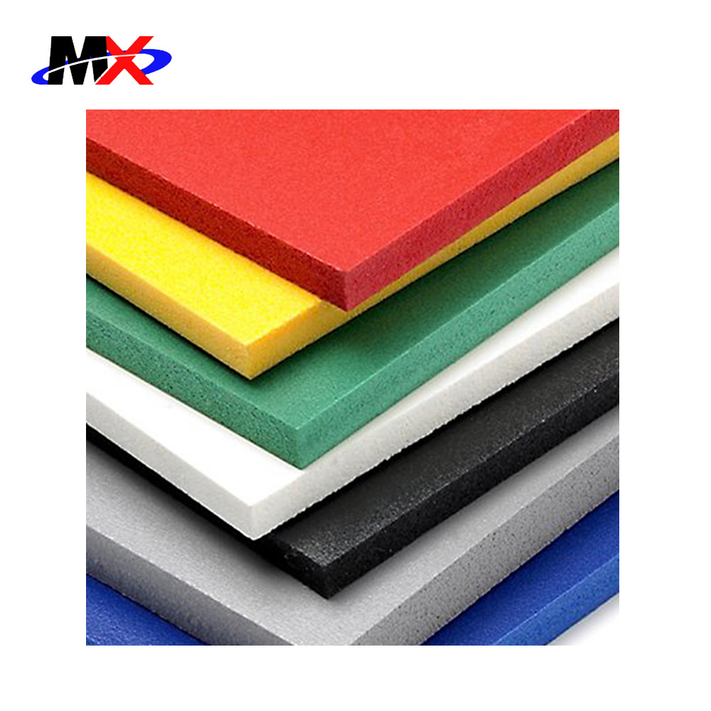 Pvc foam board guangzhou hard surface laminated pvc foam board high density 3mm pvc foam board