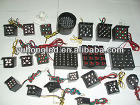 various LED Cluster for Outdoor LED Sign