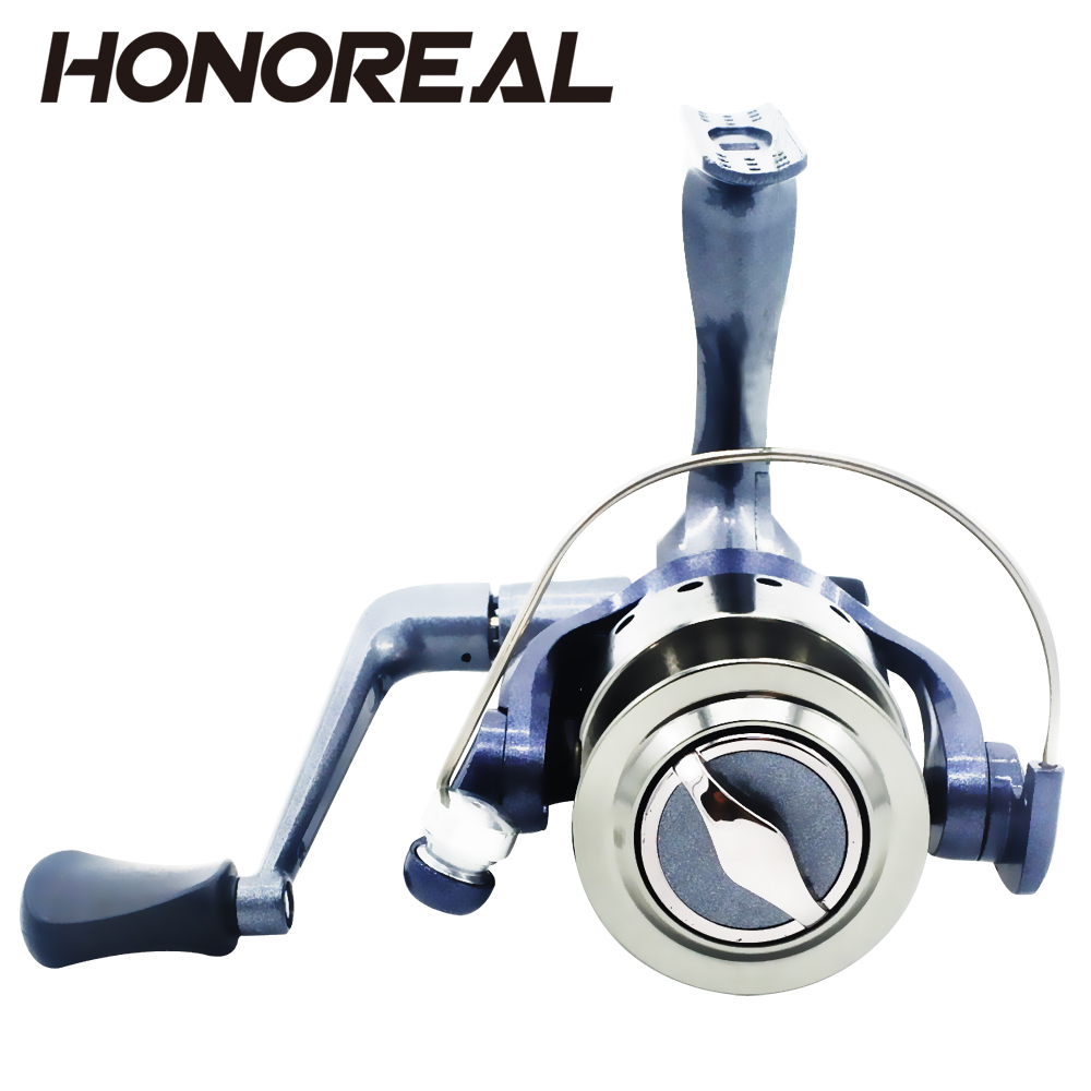 Front drag plastic body fishing spinning reel 30kg drag, Various color for selection
