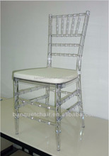 cheap clear acrylic chair wedding chair with covers
