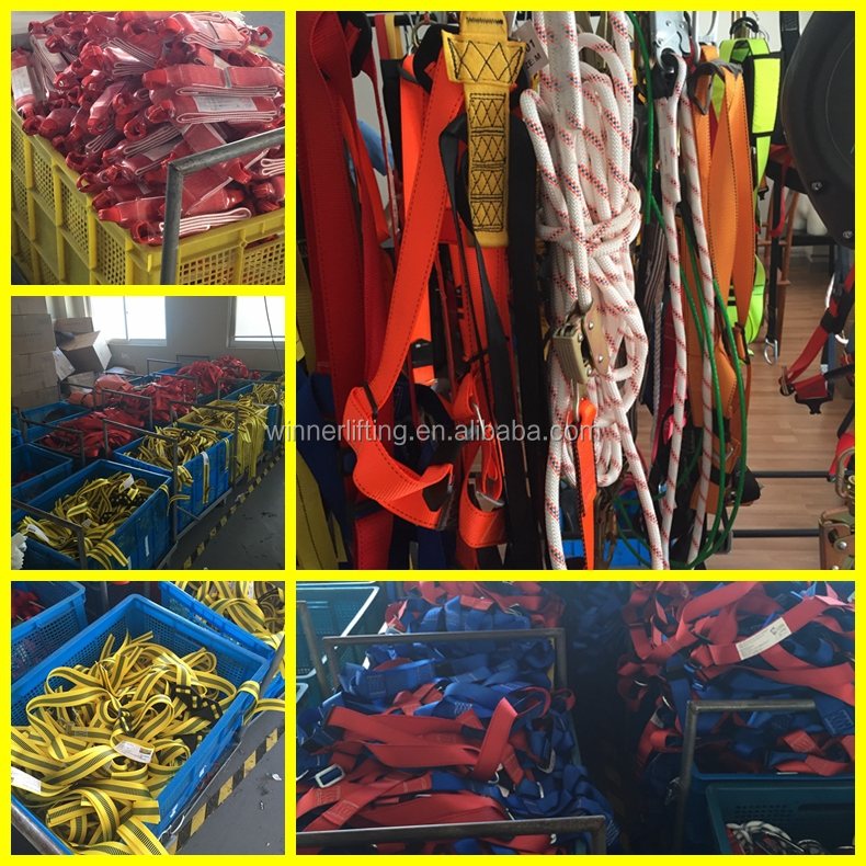 Very Good Fall Protection Safe Safety Harness for High-Place Operation