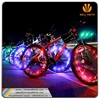 CE Approved Colorful LED Bicycle light, LED Bicycle Wheel Light, LED Bike Light