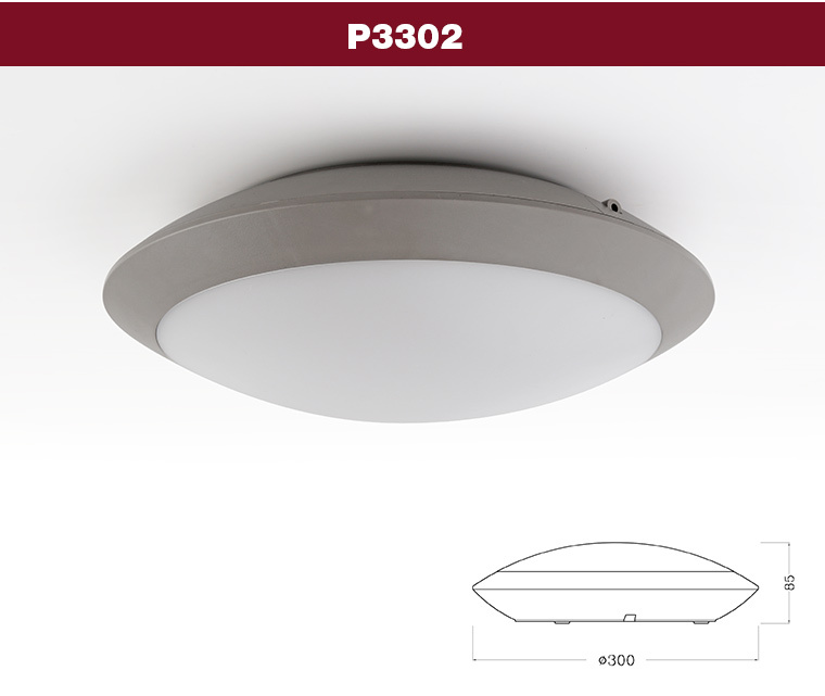 Indoor Motion Sensor Ceiling Light,emergency Stair Wall Led Light ,surface  Mounted Outdoor Wall