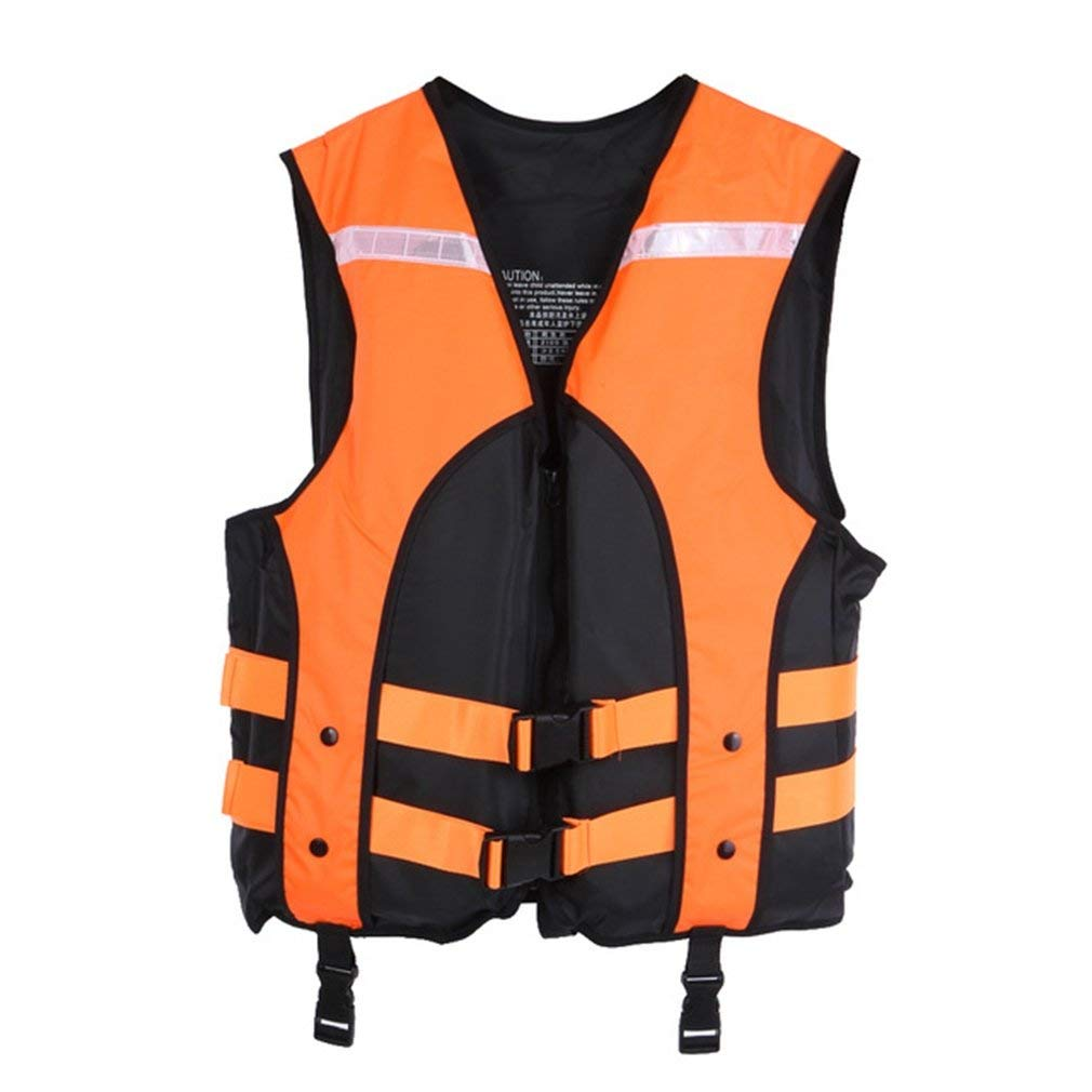 EBRICKON Water-skiing Sports Life Vest Jackets Lifejacket Adult Lifejacket Fishing Life Saving Vest Inflatable Life Jacket for Drifting