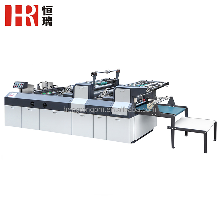 ZKT-340A papier doos venster patchen machine uit china