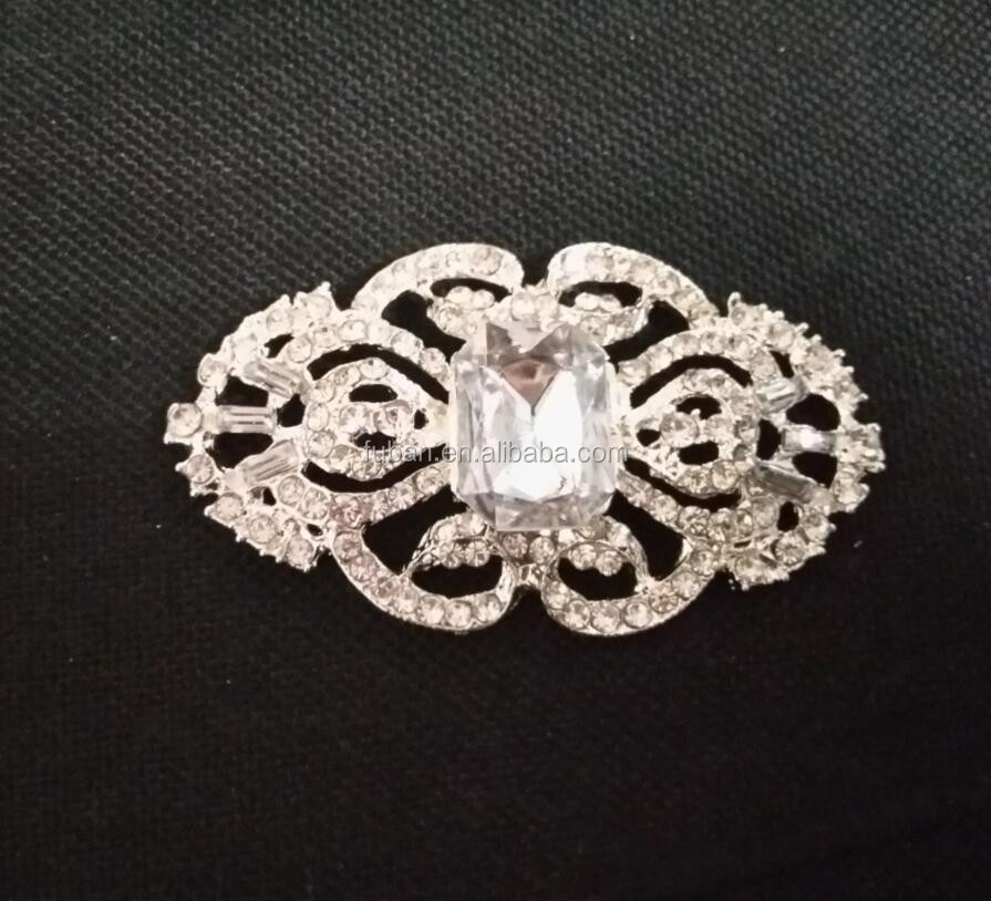 Flat Back Brooches Vintage Rhinestone Victorian Cameo Brooch ...