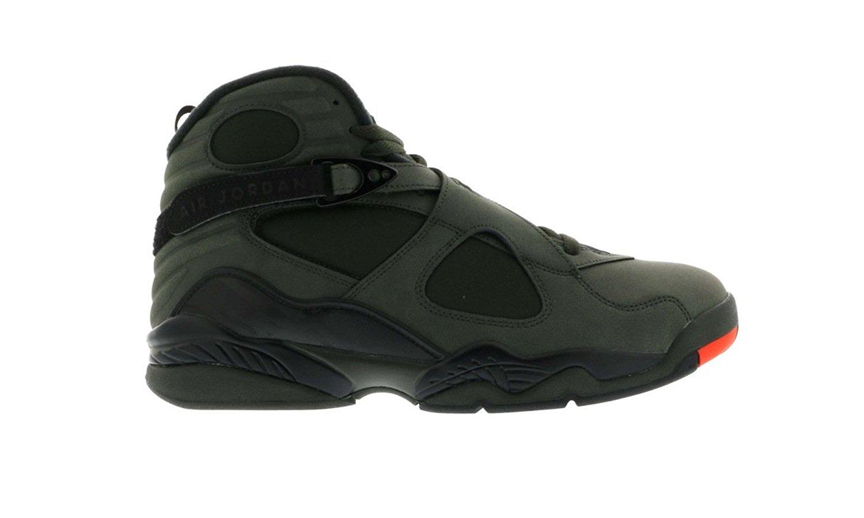 "Air Jordan 8 Take Flight Retro ""UNDEFEATED"" - AUTHENTIC FOOT LOCKER HOUSE OF HOOPS & BigSneakerhead Men Basketball Shoe"