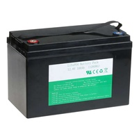 BMS Deep Cycle Lifepo4 12v Lithium Ion Battery 12.8v 100ah 200Ah 32650 Storage Energy System