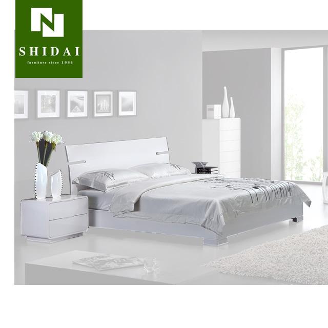 High Gloss Bedroom Set,Elegant King Size Bedroom Sets,High Gloss White  Bedroom Furniture Set B54 - Buy High Gloss Bedroom Set,Elegant King Size ...