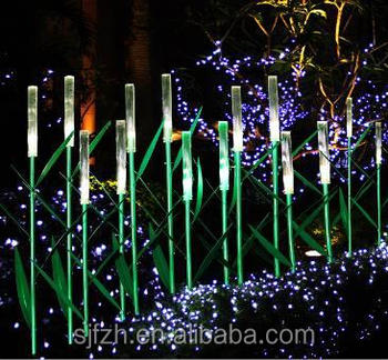 Hot Led Reed Light For Decoration In High Quality Artificial Price