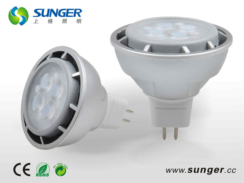 2013 new SG-SLD-3.3W-MR16-011 led spot light