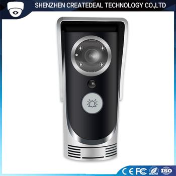 Draadloze Deurbel Met Camera.Deurbel Camera Wifi App Afstandsbediening Draadloze Deurbel Buy