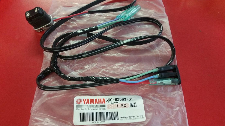 Buy Yamaha 69G-43840-00-4D Power Tilt Assembly