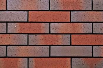 Decorazione muro di mattoni colore transizione mattone mattoni muro