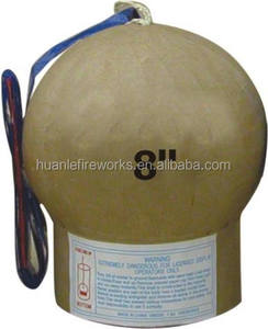 "Liuyang Happy Fireworks 8"" Shell Fireworks manufacturer"