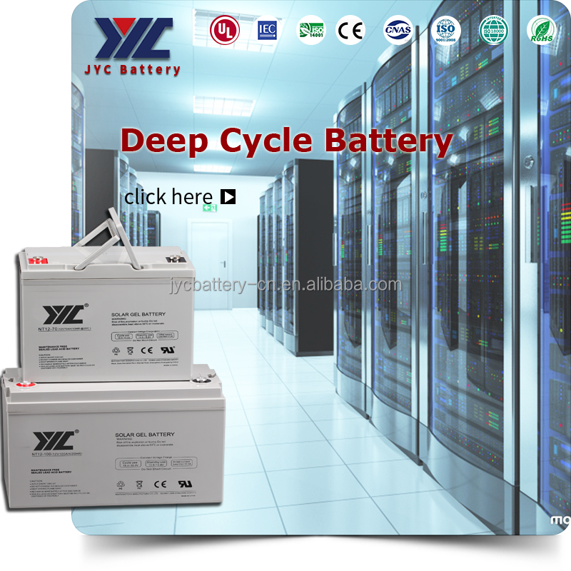 AGM 2V 12V Deep Cycle Battery for Camping Marine, 4WDs & Off Grid Solar Deep Cycle Marine