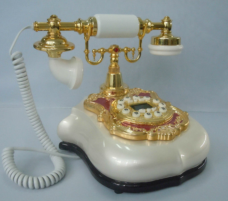 MYS Newest Phone Home Decoration Telephone Retro Telephone Phone Telephone Model MS-2600