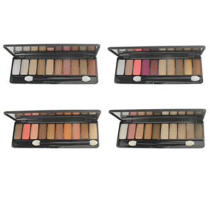 Professional Eyeshadow Palette Eye Shadow Brand New Shadows Naked Makeup Cosmetic Make Up