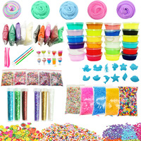 Wholesale Customized DIY Slime Kit Manufacturer For Kids Educational Toy