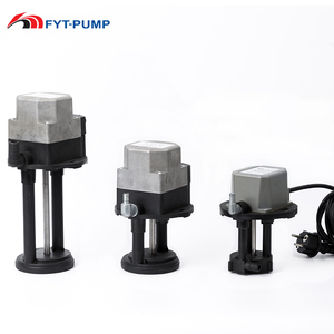 220V with best price production line lathe coolant pump supplier