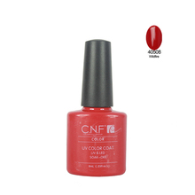 Free shipping color 405081PC lot CNF UV Color Nail Gel Polish UV Lacquer for nail art