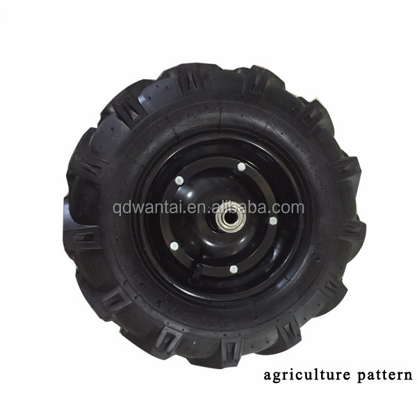 popular Rubber tractor wheel and tires for farm tractors used 4.00-8