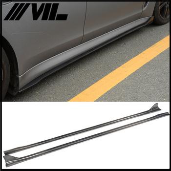 Auto Personalizzato Minigonne Laterali In Fibra Di Carbonio Per