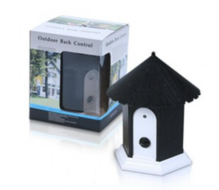 Outdoor Ultrasonic Bark Control Microphone and Speaker For Pet Training Electronics fence