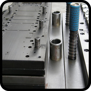 progressive working press tooling for punch stamping products