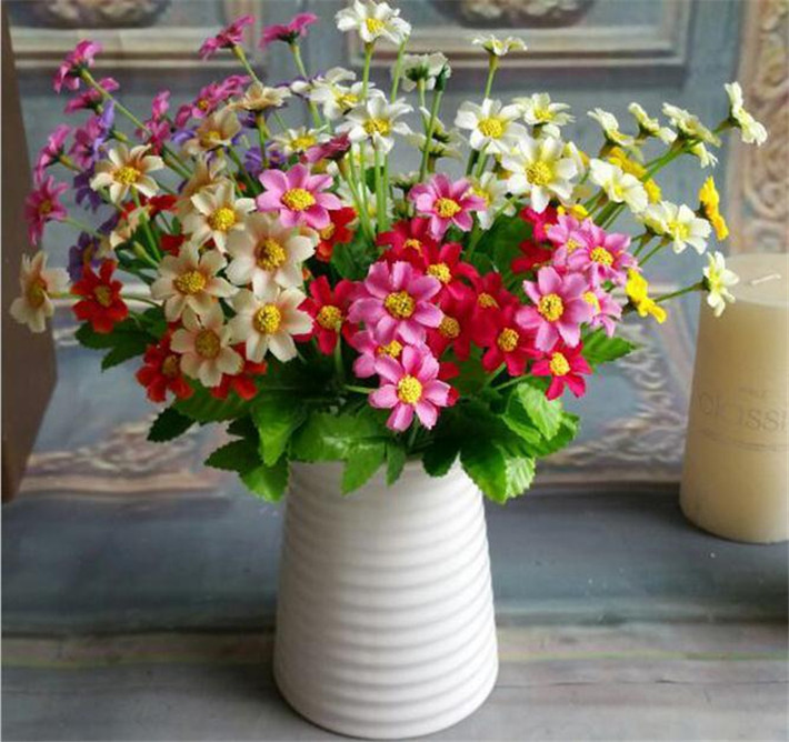 Silk Spring Little Daisy 30cm/11.81