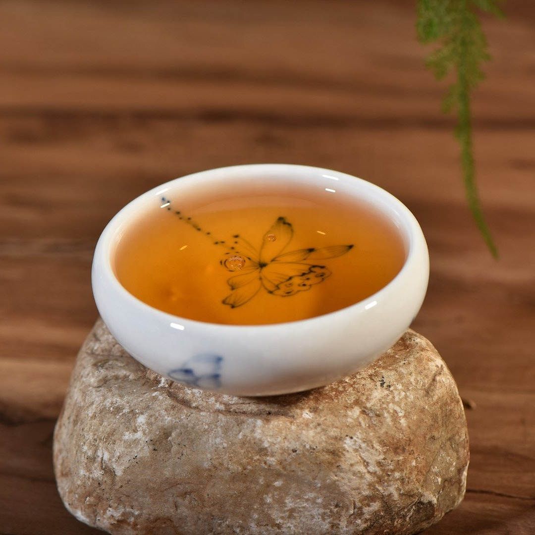 Zuxiang brand gift box of 2nd grade organic yellow tea for u - 4uTea | 4uTea.com
