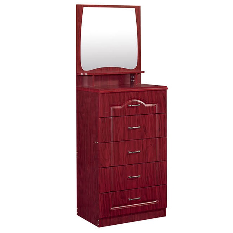 Bedroom furniture wooden mdf mirrored 5 chest drawer buy chest drawer 5 chest drawer mirrored Plastic bedroom furniture