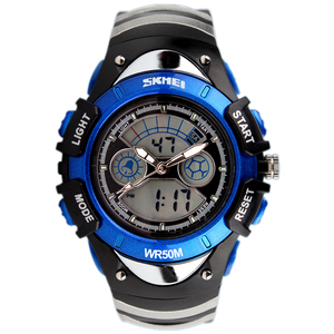 Skmei Gifts For Kids Cheap 5atm Waterproof Sport Alarm Child Wristwatches
