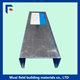 Galvanized carrying channel new material for ceiling