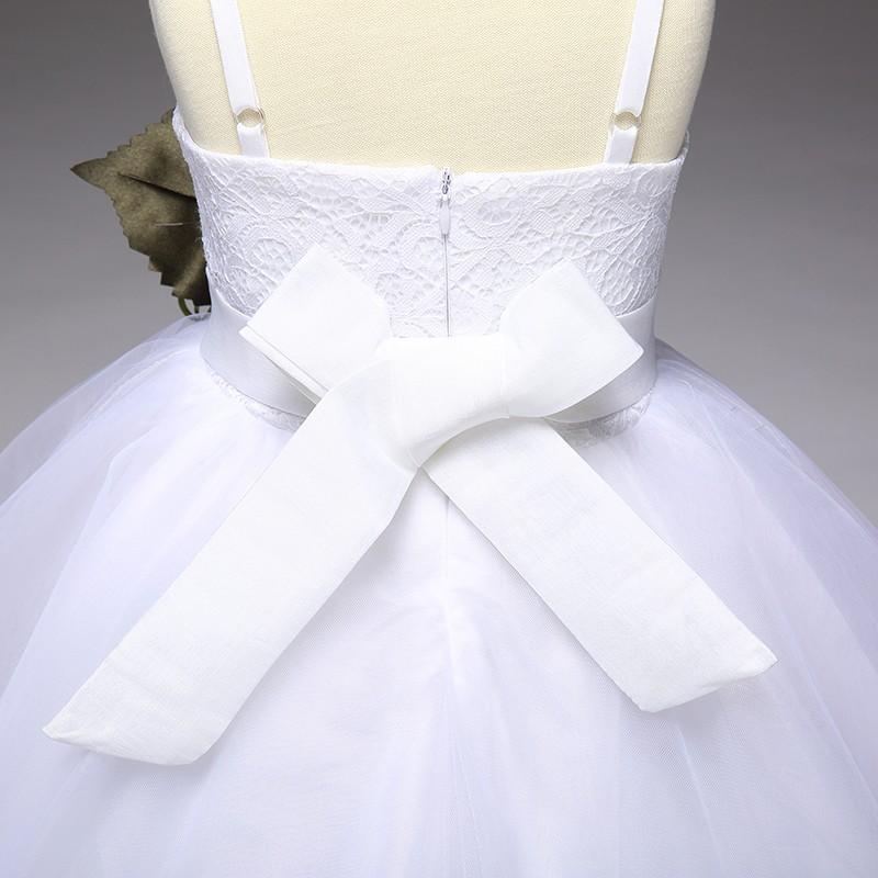 Neue Kinder Party Wear Hochzeit Kittel Designs Einfache ...