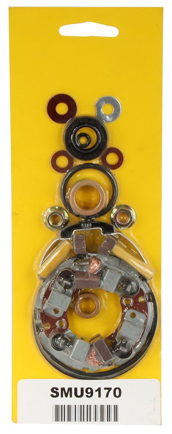 DB Electrical SMU9170 Starter Repair Kit RVT1000R Honda 2000-2006 , ST1300 03-10, ST1300A 03-13