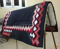 100% Newzeland Wool Western Saddle Pad 34