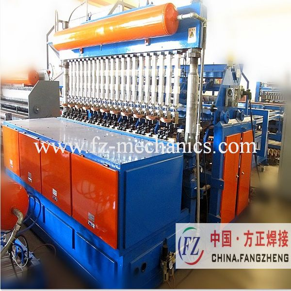 PROMOTION BEST PRICE! Breed Aquatics Row Welded Wire Mesh Machine