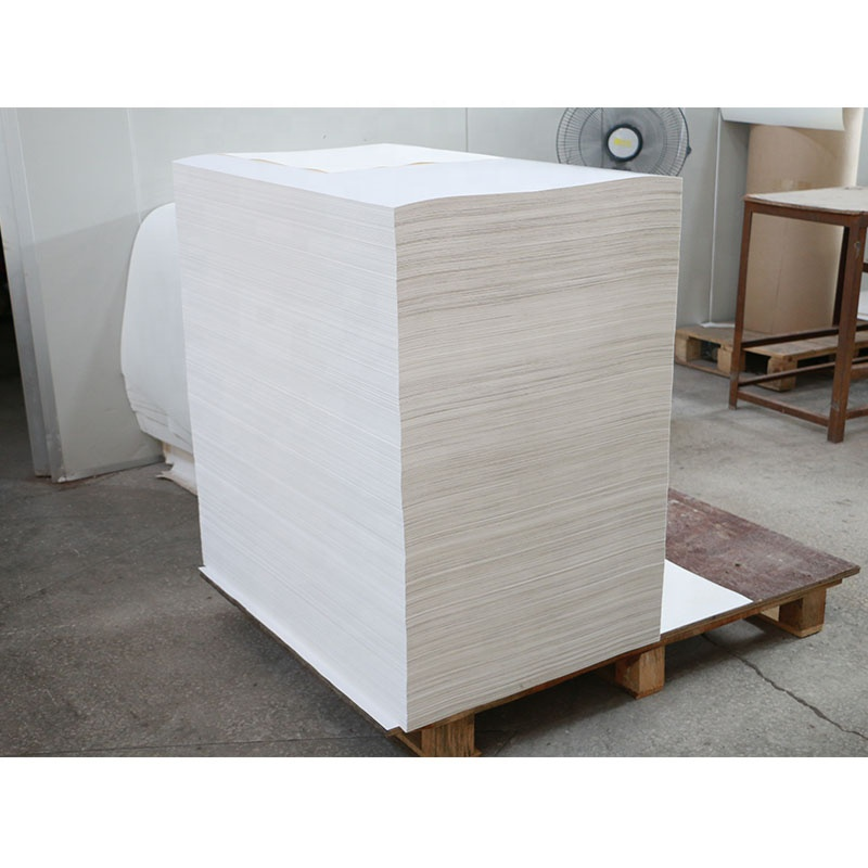 2020 hot sale Food grade paper cup raw material with <strong>PE</strong> coated in sheet