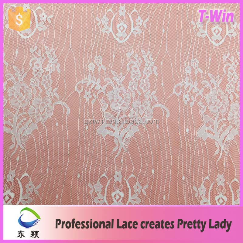 Eyelash lace fabric sell by pcs vintage lace chantilly lace