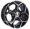 ZW-B192 17 inch motorcycle alloy rims for sale
