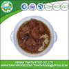 boneless processing type canned meat cooked beef roast beef meat picture