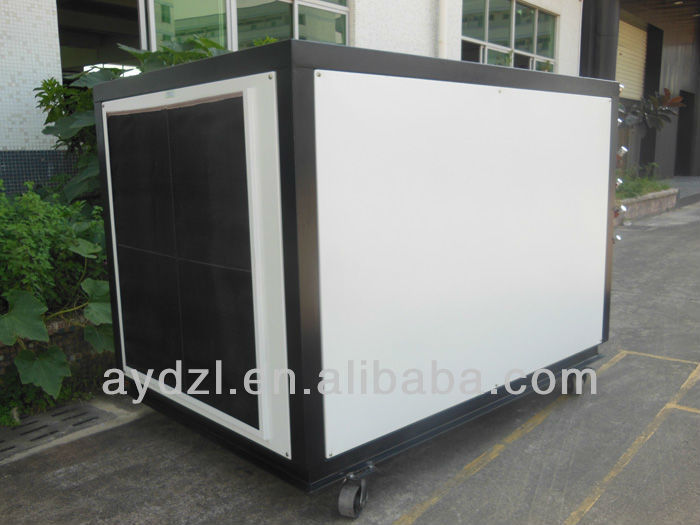 Split Type Central Air Conditioner Cooling System