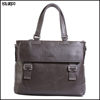 Classical design mens leather business bag briefcase for man