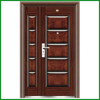 American steel double door BG-FB9064