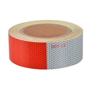Truck Conspicuity Safety Reflector Sticker Dot-C2 Reflective Tape